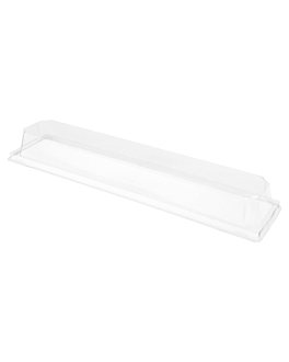 lids for item 224.91 3,7 (h) cm clear pet (1000 unit)