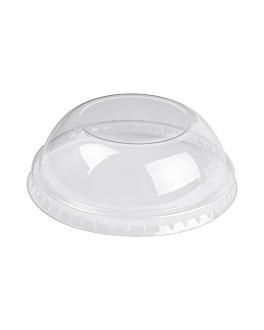 coperchi a cupola per recipienti 230.32/222.90/217.59 Ø 8,5 cm trasparente pet (2000 unitÀ)