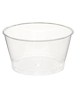 pots À glaces injectÉs 'diamant' 300 ml transparent ps (900 unitÉ)