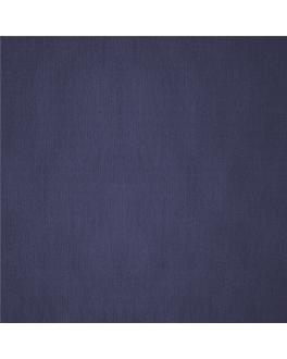 nappes pliage m 48 g/m2 100x100 cm bleu marine cellulose (200 unitÉ)