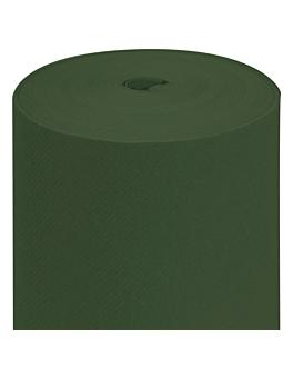 nappe en rouleau 55 g/m2 1,20x50 m vert jaguar airlaid (1 unitÉ)