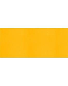 """""""tÊte À tÊte"""" 1/2 folded 55 gsm 40x120 cm intense yellow airlaid (400 unit)"""