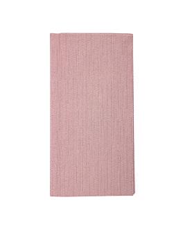 tovaglioli pieg. 1/8 'like linen' 70 g/m2 40x40 cm bordeaux spunlace (600 unitÀ)