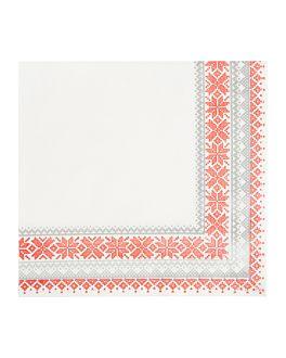 """servilletas """"like linen"""" 'oslo' 70 g/m2 40x40 cm spunlace (600 unid.)"""