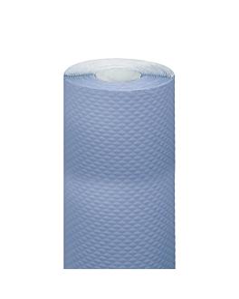 banquet roll 48 gsm 1,20x7 m sky blue cellulose (25 unit)