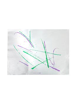 """rutschfestes tischset """"volare"""" 34 g/m2 31x43 cm perlmutt pse (2000 einheit)"""
