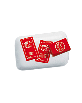 rectangular trays for amenities prod. 16x14 cm white porcelain (48 unit)