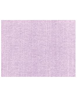 tovagliette 'like linen' 70 g/m2 30x40 cm viola/parma spunlace (800 unitÀ)