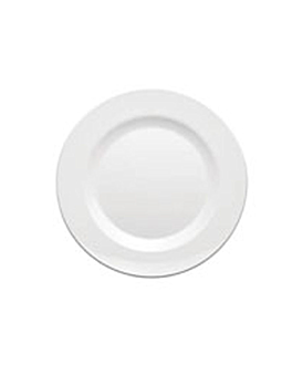 plates Ø 18 cm white melamine (96 unit)