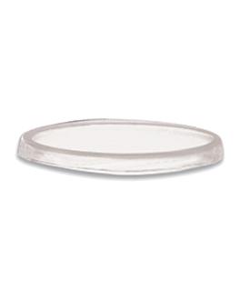 lids for cups 103.62, 154.08/09/10 Ø 10 cm clear pp (2000 unit)