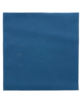 tovaglioli 55 g/m2 40x40 cm blu marino airlaid (700 unitÀ)