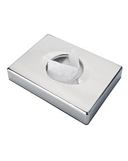 dispensador bolsas higiÉnicas 13,5x10x2,6 cm metal abs (1 unidade)