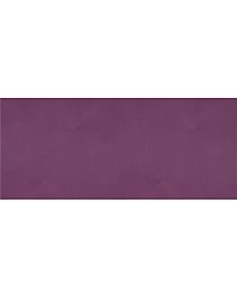 """tÊte À tÊte"" folded 1/2 'spunbond' 60 gsm 40x120 cm violet pp (400 unit)"