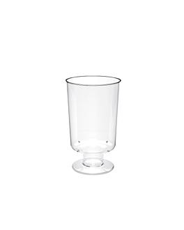 coupes injectÉes vin 150 ml Ø 5,7x9,6 cm transparent cristal ps (264 unitÉ)