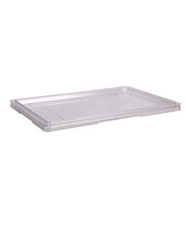 coperchio per codici 164.47/48  trasparente policarbonato (1 unitÀ)