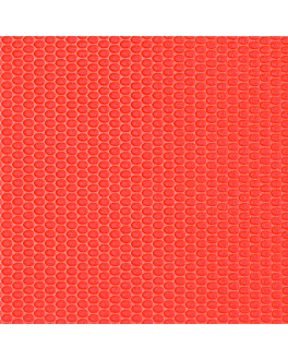 "tÊte À tÊte ""spunbond plus+"" folded 1/2 80 gsm 0,4x1,20 m red pp (400 unit)"