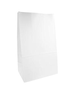 sacs sos sans anses 70 g/m2 20+9x34,5 cm blanc cellulose (500 unitÉ)
