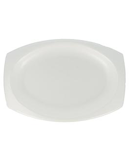 plateaux laminÉs avec pe 23x18 cm blanc pse (500 unitÉ)