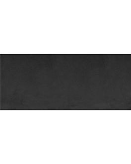 """tÊte À tÊte"" folded 1/2 'spunbond' 60 gsm 40x120 cm black pp (400 unit)"