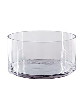 decoration verre 20x10 (h)cm transparent verre (1 unitÉ)