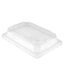 lids for item 212.94 'bionic' 17x12x3,2 cm clear ops (1000 unit)