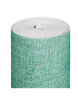 toalha de mesa 'like linen - aurora' 70 g/m2 1,20x25 m verde Água spunlace (1 unidade)