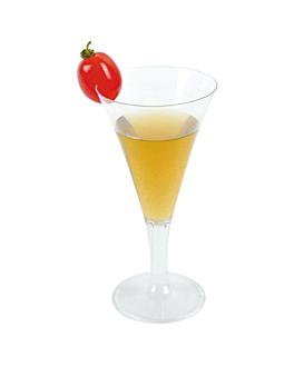 """glas """"martini"""" 60 ml 12,7 cm transparent ps (180 einheit)"""