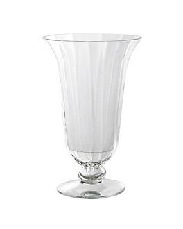 """dÉcoration gÉante """"vase"""" Ø 13,5/19,2x45 cm transparent verre (1 unitÉ)"""