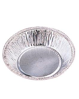 recipienti pasticceria 70 ml Ø 9,3/8,4x1,8 cm alluminio (100 unitÀ)