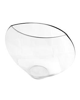 demi sphÈre dÉcoration Ø 39,8x33 cm transparent verre (1 unitÉ)