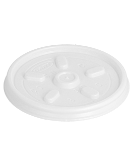 couvercles isothermes pour - rÉf. 150.45 Ø 7,8 cm blanc pse (1000 unitÉ)