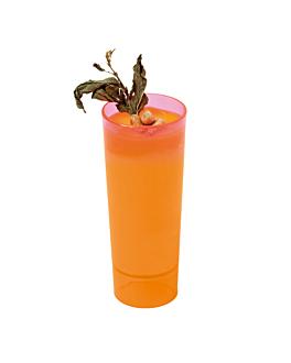 mini verres fluorescents 60 ml Ø 3,5x9,2 cm ps (500 unitÉ)