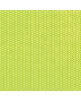 """nappes """"spunbond plus+"""" - """"tÊte-À-tÊte"""" pliage 1/2 80 g/m2 0,4x1,20 m lime pp (400 unitÉ)"""