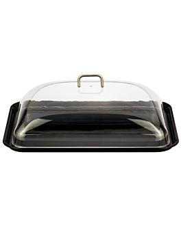 cÚpula 36x51x14 cm transparente policarbonato (1 unidade)