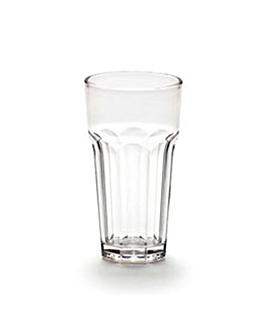 stackable cups 414 ml Ø 7,9x12,7 cm clear polycarbonate (72 unit)