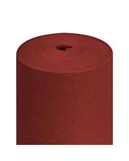 """""""tÚ y yo"""" pre 120cm (20 ser.) 55 g/m2 0,40x24 m burdeos airlaid (6 unid.)"""