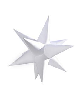 estrella gigantes hinchables Ø 200 cm pvc (1 unid.)