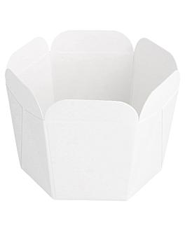 contenitori per mini noodles 10 cl 5x5 cm bianco cartone (100 unitÀ)