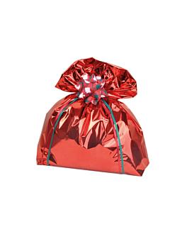 """50 sacs """"uni"""" 10x15 cm rouge pp (1 unitÉ)"""