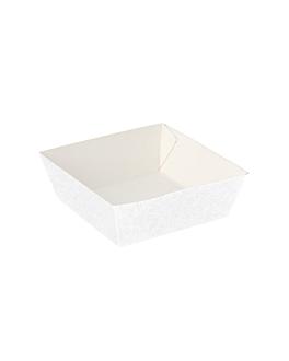 deli-barchetta 210 + 15 pe g/m2 7x7x3 cm bianco cartone (1000 unitÀ)