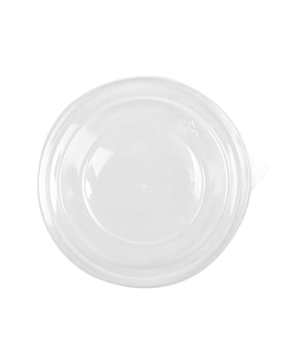 lids for items 226.31-36, 212.99,212.98,226.64 Ø15 cm clear pp (300 unit)