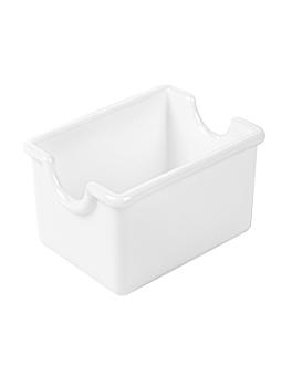 rÉcipients multi-usages 8,5x6,5x5 cm blanc ps (1 unitÉ)
