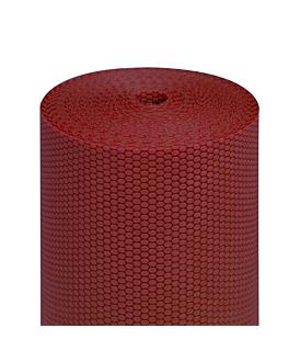"""""""tÊte À tÊte"""" pre. 120 cm (30 ser.) 'spunbond plus+' 80 gsm 0,40x36 m burgundy pp (6 unit)"""