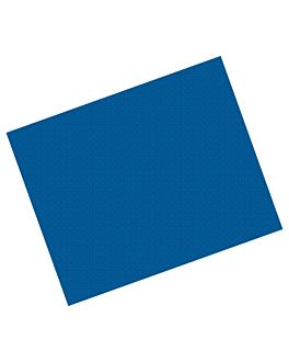 manteles 48 g/m2 70x110 cm azul marino celulosa (500 unid.)