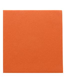 serviettes 55 g/m2 40x40 cm terracote dry tissue (700 unitÉ)
