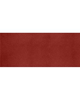 """""""tÊte À tÊte"""" 1/2 folded 55 gsm 40x120 cm burgundy airlaid (400 unit)"""