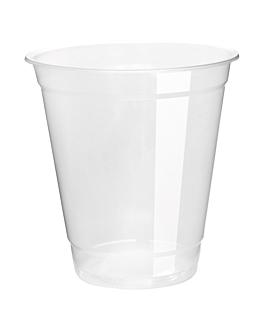 cups 360 ml Ø 9,5x10 cm clear pp (1000 unit)