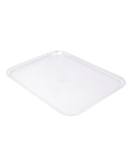 bandeja para cÚpula 38x51 cm transparente policarbonato (1 unid.)