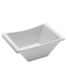 cuencos 13x9,4x5,3 cm blanco melamina (108 unid.)