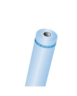 nappes en rouleau 60 g/m2 1,18x40 m bleu ciel dry tissue (1 unitÉ)